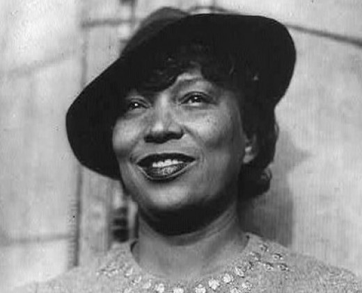 Early 20th Century African American Writer Zora Neale Hurston
