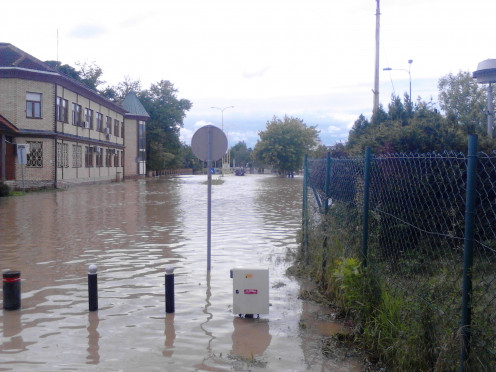 2014 floods in Serbia