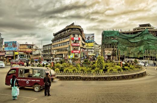 Shillong Police Bazaar