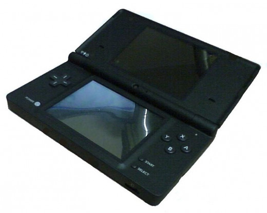 Black Nintendo DSi