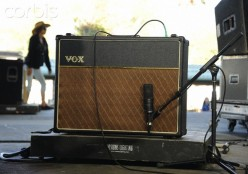 I still love VOX amps. The one remaining symbol of my now-faded youth