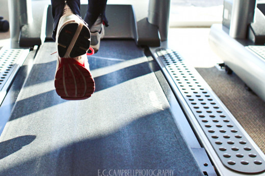 Lace up those shoes, let's workout!