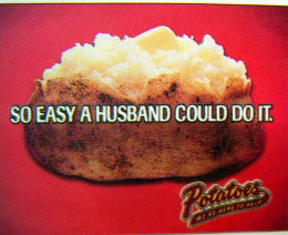 Sexist adverts