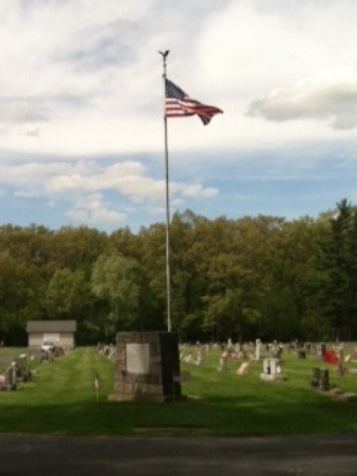 Mt Pleasant Cemetery, Providence Township, Lucas County Ohio