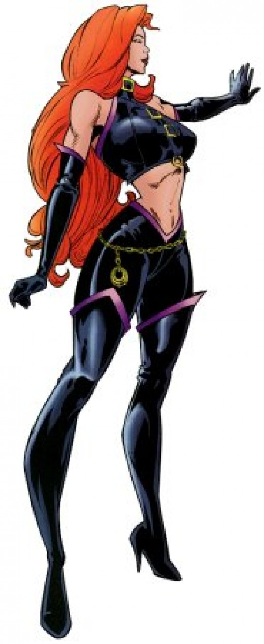 Madelyne Pryor Resurrected Costume