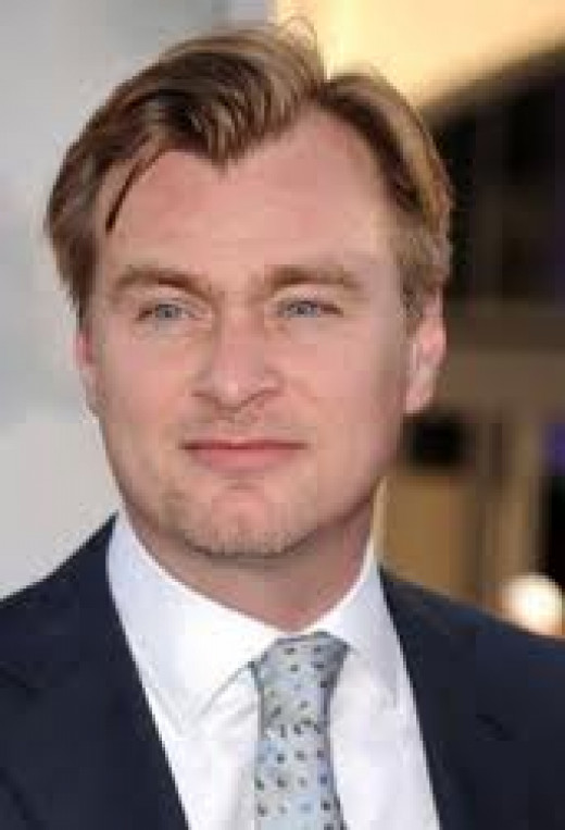 Director, Christopher Nolan