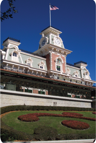 The Disney World Railroad has been a staple attraction greeting guests as they enter the main gate to Magic Kingdom.