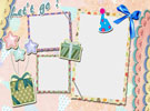 Free download of scrapbook templates at wondershare.com