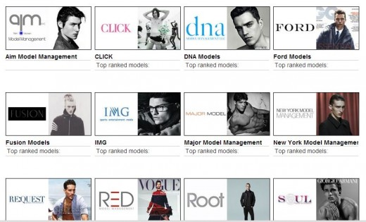 http://models.com/agencies/top/New-York/Men