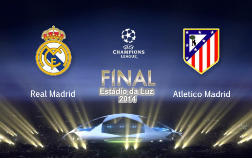 UEFA Champions League Final 2014 - Atletico vs Real Madrid