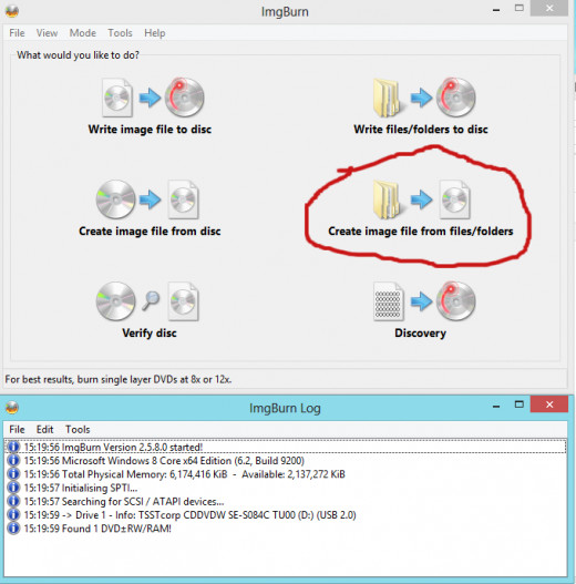 How to Convert DVD Files to ISO for Free | HubPages