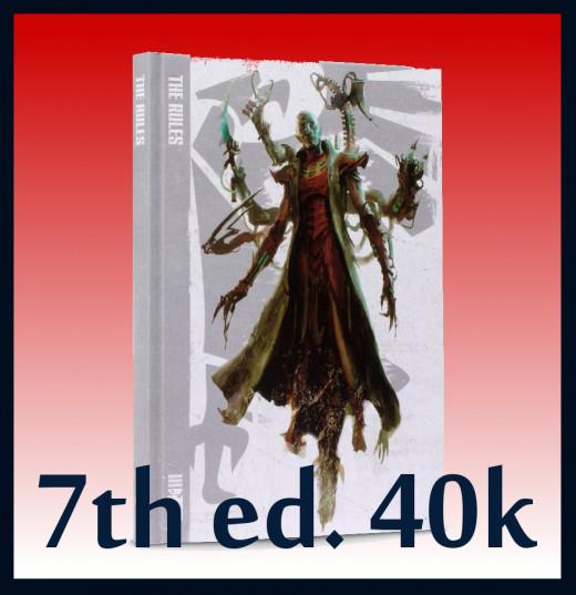 7th edition 40k