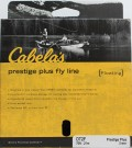 Cabela's Prestige Plus Fly Line Double Tapered 2wt- A Review