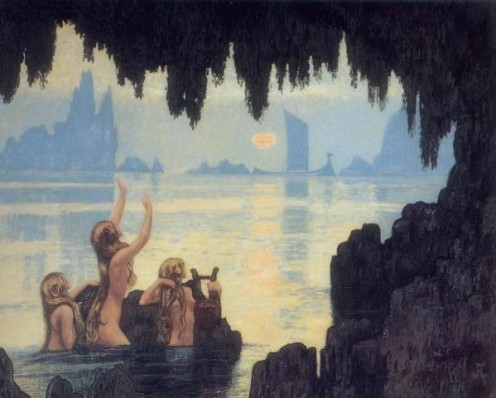 Merrows, Selkies, and Kelpies: Irish and Scottish Underwater Creatures Like the Mermaid