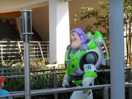 Buzz Lightyear!