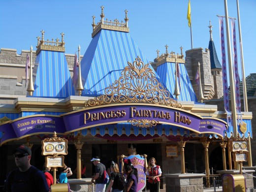 Fantasyland in Magic Kingdom