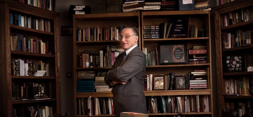 Professor Gary Saul Morson