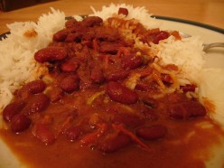 Yummiest Rajma Recipe (Indian Kidney beans Curry)