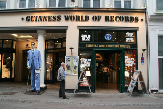 Guinness world of Records - Copenhagen