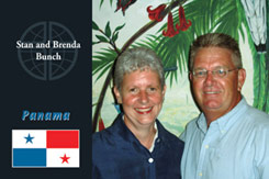 Stan and Linda Bunch--missionaries