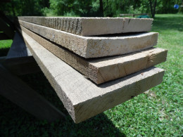Boards for Raised Bed Garden