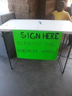Raising The Minimum Wage is a Terrible Idea, a Minimum Wage Increase Hurts Everyone