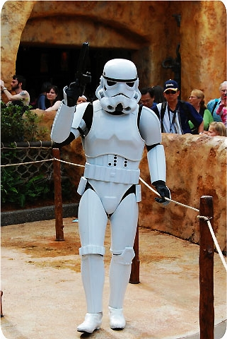 Disney's Hollywood Studios hosts wildly popular Star Wars Weekends each summer (dates vary slightly from year to year).