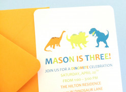 Cheap Dinosaur Birthday Party Ideas