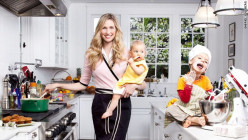 Model-Turned-Mother And Blogger Helps Families Develop Healthier Eating Habits