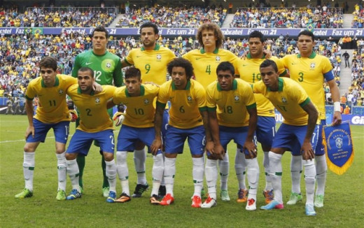 The Brazilian National Football Team