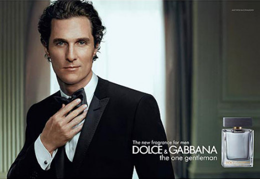 D&G makes many scents for men