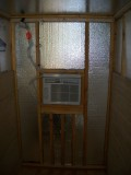 Installing a Drop Ceiling and Insulation in an Air Conditioned Dog House
