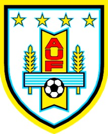 Uruguay's national football team logo.