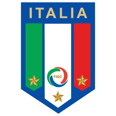 Italy's national football team logo.