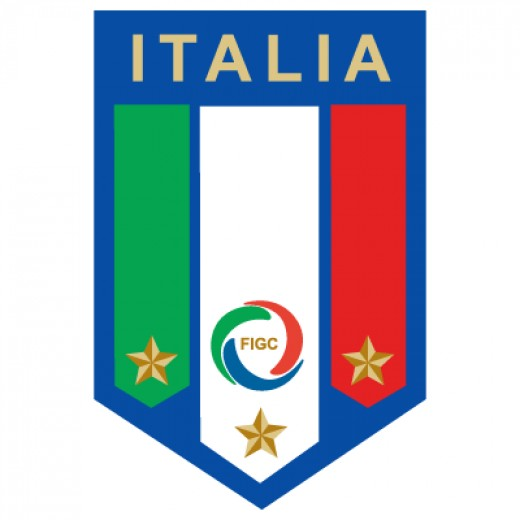 Italy's national football team logo.