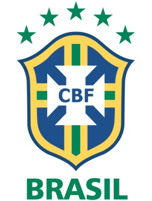 Brazil's national football team logo.