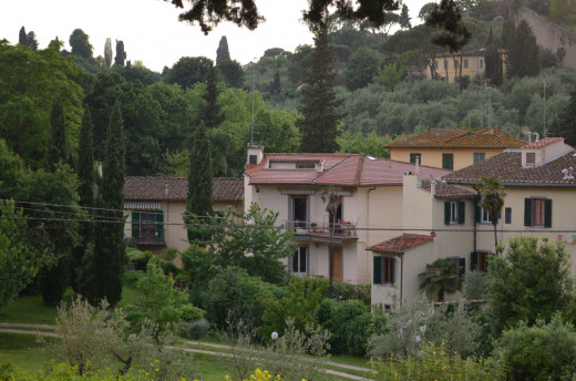 Blissful Tuscan Life from Tony DeLorger