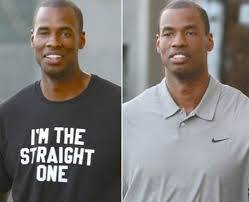 Identical twins Jason and Jarron Collins - only one is homosexual. The other is heterosexual. Many such examples prove that homosexuality is not genetic.