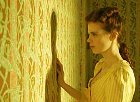 "The narrator of ""The Yellow Wallpaper"" is symbolic to the loneliness of being a patient of medicine, as opposed to being a feeling, emotional human being."