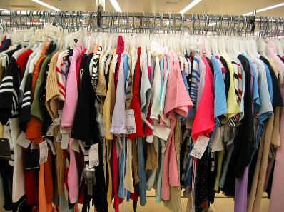 Clothing Drives