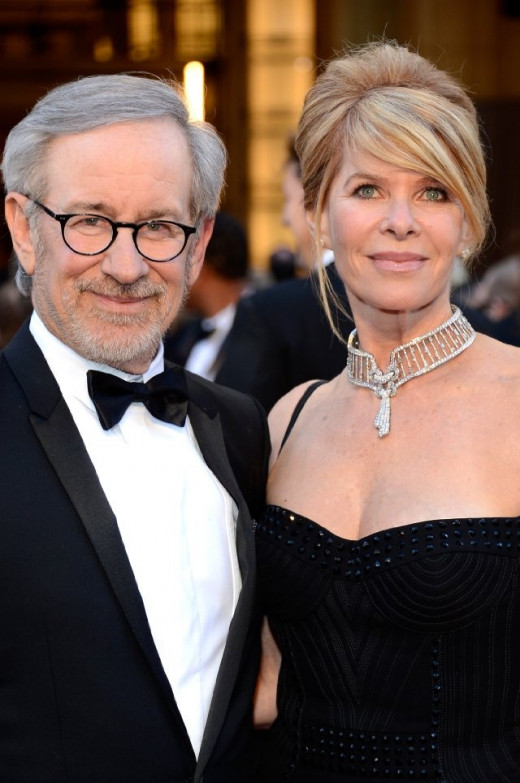 Spielberg and Capshaw