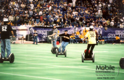 Segway Polo Is A Sport Growing In Popularity And Recognition
