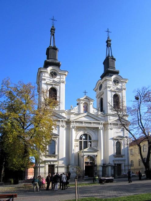 St Nikola Church in Sremski Karlovci