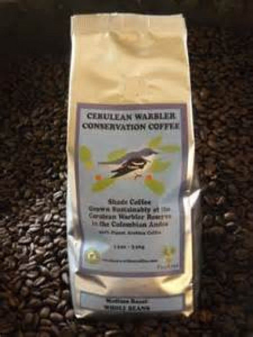 Cerulean Warbler Coffee