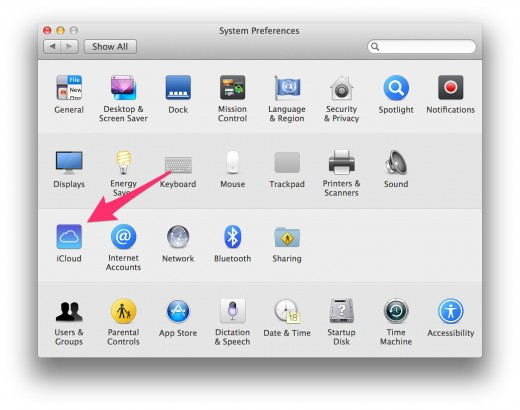 Use iCloud with your Apple ID