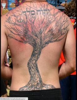 Hebrew Tattoos
