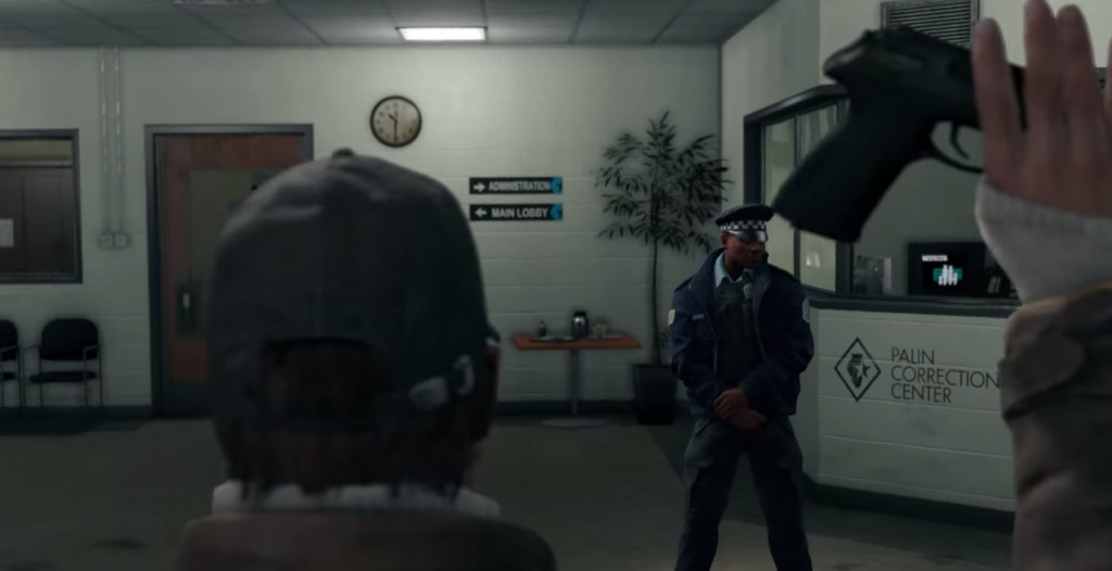 Watch Dogs Dressed In Peels Armored Guard