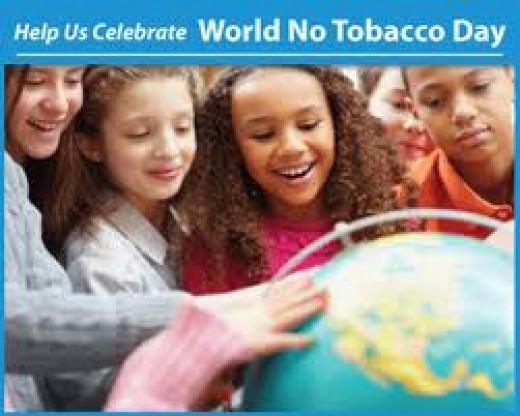 World No Tobacco Day---WHO.