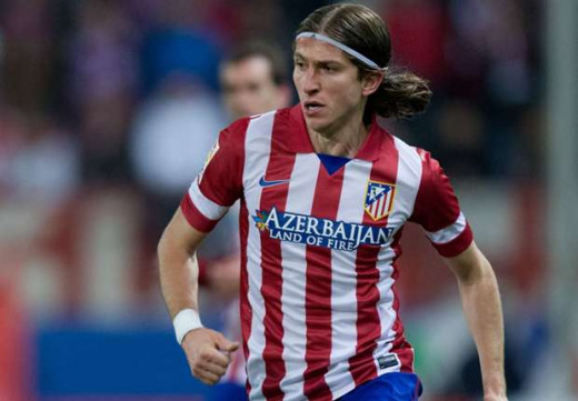 Filipe Luis (Atletico Madrid) - Left-back