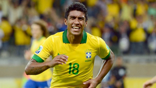 Paulinho - The Engine Room of Brazil's Midfield